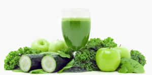 Green Smoothie Veggies